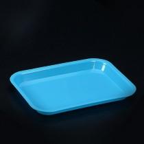 Flat Tray Size B - Neon Blue