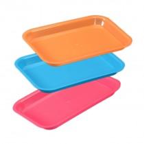 Flat Tray - Size B (Neon & Pastel)