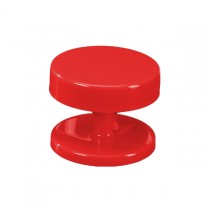 Magnetic Bur Stand-Red