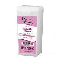 Waxsii Flossii Dental Floss (Regular Waxed)