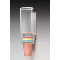 Cup Dispenser w/Clips