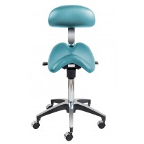 Sleek Saddle Doctor Stool