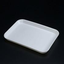 Flat Tray Size A - White