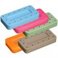 Silicone Rectangular Bur Block