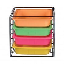 Tub Rack - Chrome