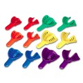 (Assorted pks) Excellent-Color Disposable Impression Trays