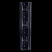 Triple Vertical Glove Box Dispenser