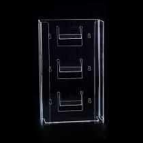 Triple Horizontal Glove Box Dispenser