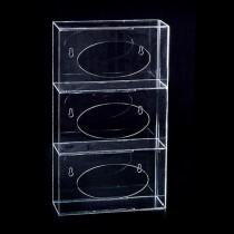 Side Loading Glove Dispenser