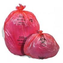 Bio Hazard Waste Bags