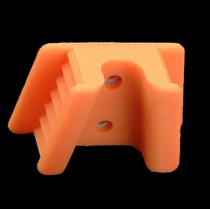 Mouth Props Silicone - Orange