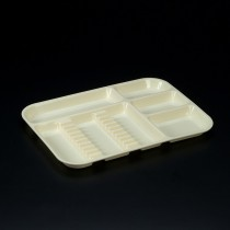 Divided Tray Size B - Vanilla
