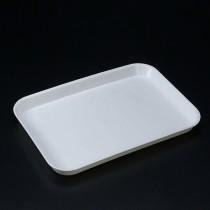 Flat Tray Size B - White
