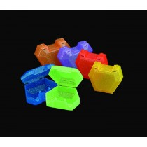 Glitter Premium Retainer Boxes - Assorted Colors