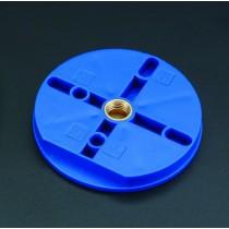 Round Articulator Mint Plate