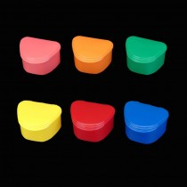 CHROMA Denture Box - Assorted Colors