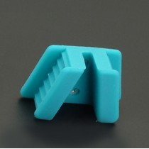 Mouth Props Silicone - Turquoise