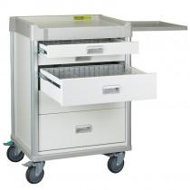 Procedure Cart - White